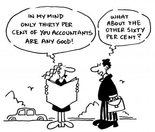 D Amico And Blog 187 Cartoon About Accountants